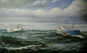 Jay Langford, The Dory Shop