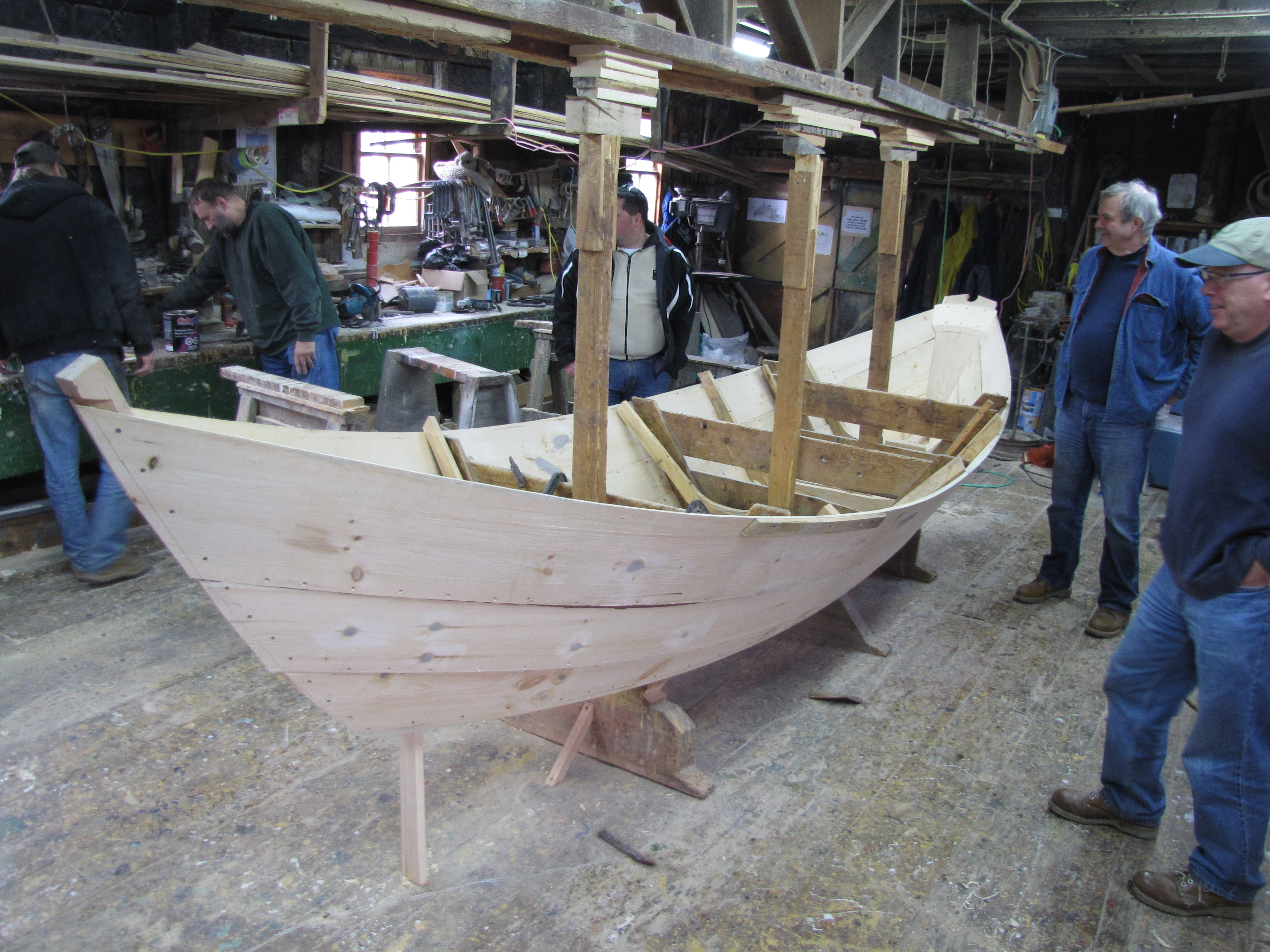Power Dory Plans how to build a simple wooden bench DIY ...